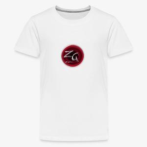 ZQJason's Logo - Kids' Premium T-Shirt