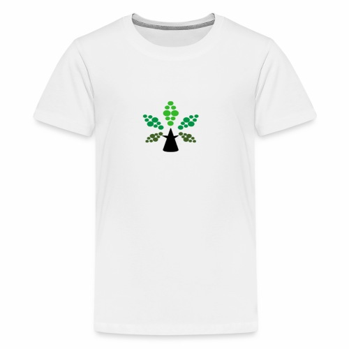 Tri City TriChomes FINAL LOGO 645AM 1 - Kids' Premium T-Shirt