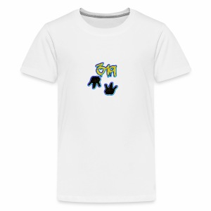 319 Gangg - Kids' Premium T-Shirt