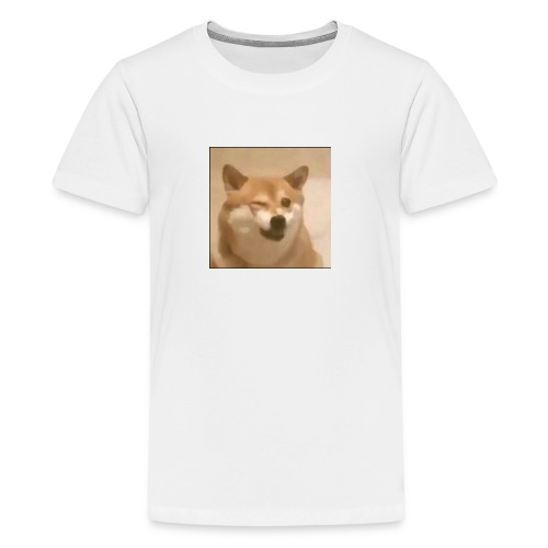 DOGE WINK - Kids' Premium T-Shirt