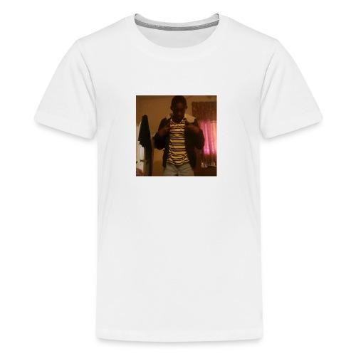 Javier Davis - Kids' Premium T-Shirt