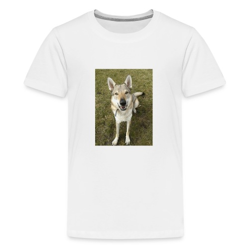 Test-Spike-JPG - Kids' Premium T-Shirt