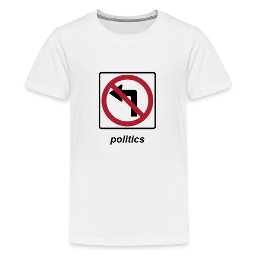 America We Stand - No Socialism No Communism - Kids' Premium T-Shirt