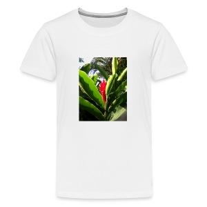 jamaica love - Kids' Premium T-Shirt
