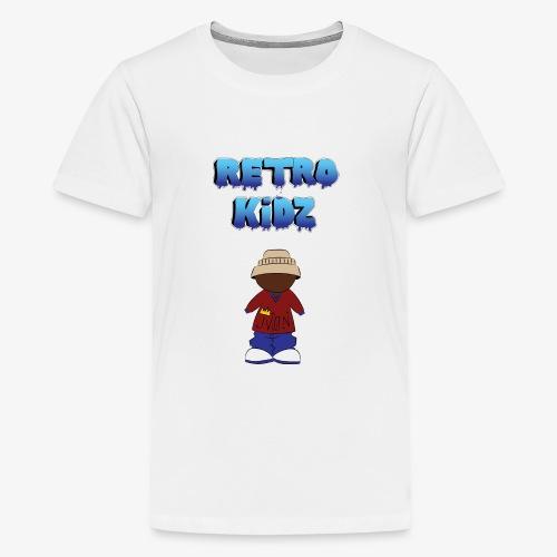 New Retro Kidz Back - Kids' Premium T-Shirt