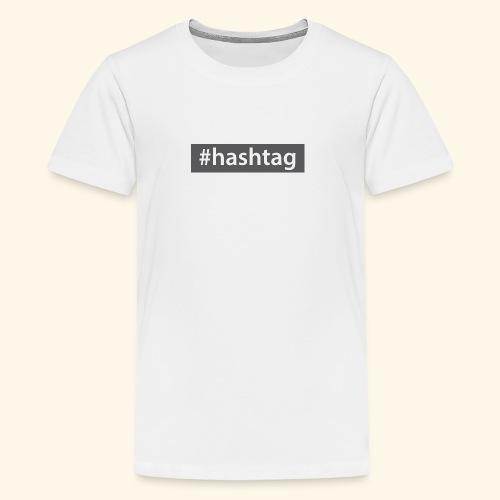 hashtag - Kids' Premium T-Shirt