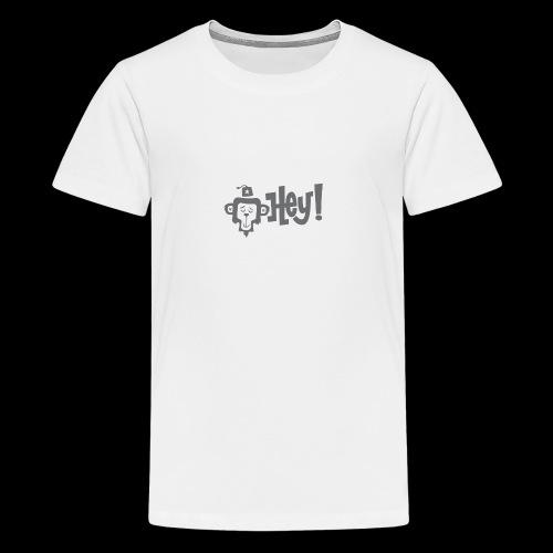 HEY MONKEY - Kids' Premium T-Shirt
