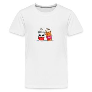 Coffee Love - Kids' Premium T-Shirt