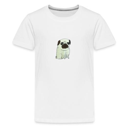 Pugs not drugs - Kids' Premium T-Shirt