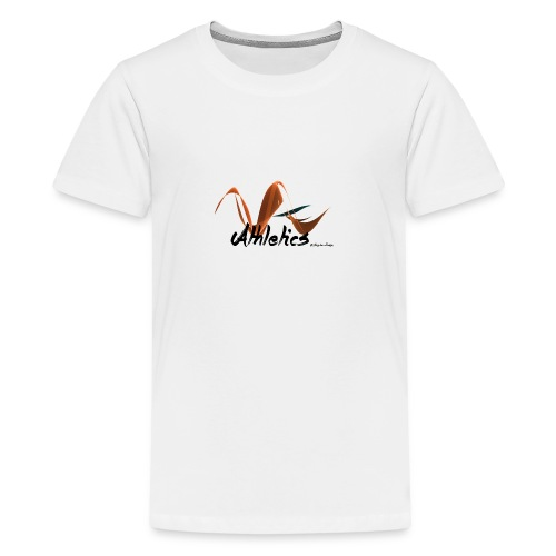 NEW sport collection 2017 - be fit be stylish - Kids' Premium T-Shirt