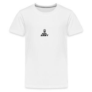 The man army - Kids' Premium T-Shirt