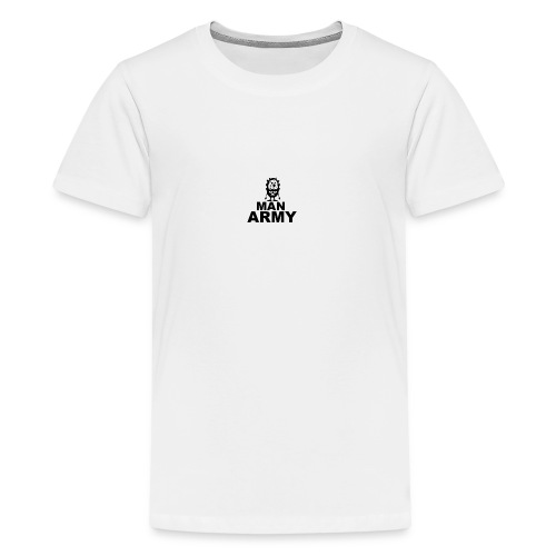 The man army - Kids' Premium T-Shirt