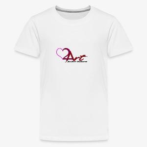 Heart2Art - Kids' Premium T-Shirt