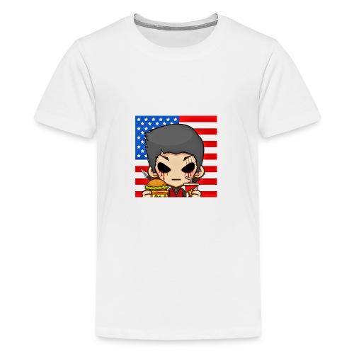 FastFoodFnatic - Kids' Premium T-Shirt