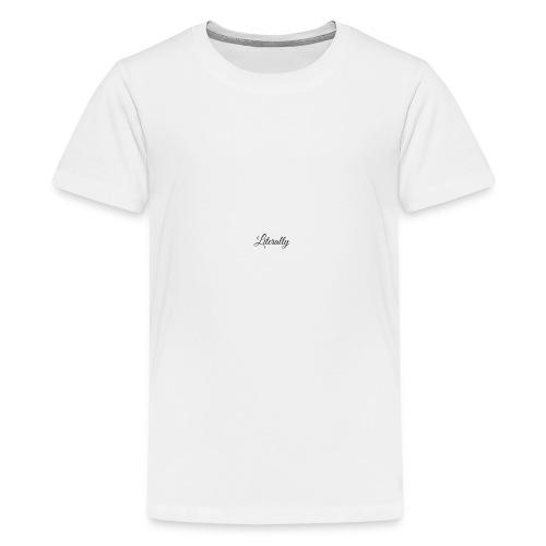 Logopit 1526356339479 - Kids' Premium T-Shirt