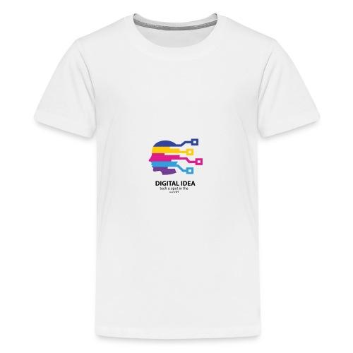Digital idea - Kids' Premium T-Shirt