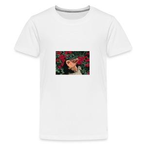 I love roses - Kids' Premium T-Shirt