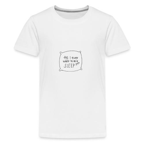Sleep - Kids' Premium T-Shirt