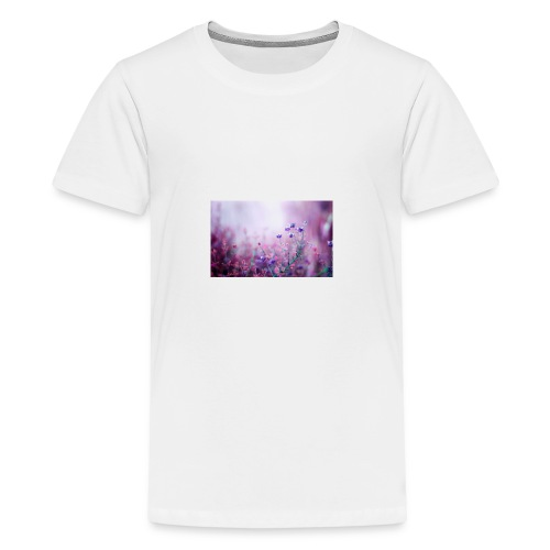 Life's field of flowers - Kids' Premium T-Shirt