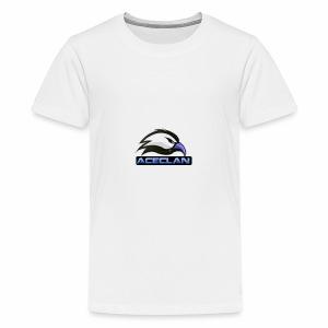 Eagle aceclan logo - Kids' Premium T-Shirt