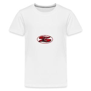 Sharyland-High-School-logo - Kids' Premium T-Shirt