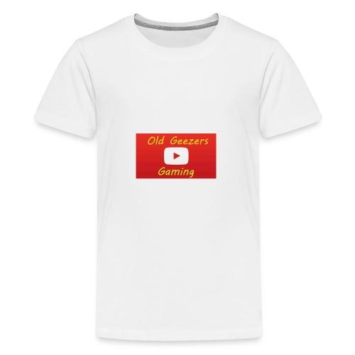 Old Geezers Gaming - Kids' Premium T-Shirt