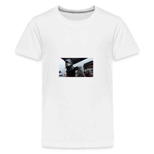tokyo ghoul kaneki ken guys art 99764 2560x1440 - Kids' Premium T-Shirt