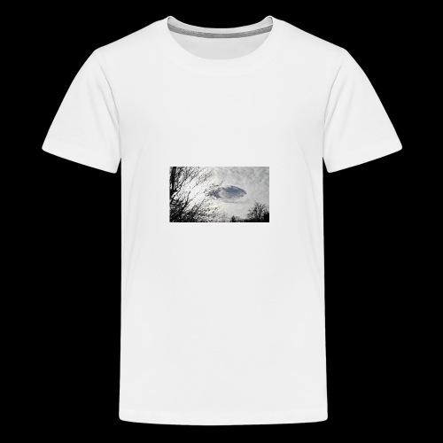 Hole in sky - Kids' Premium T-Shirt
