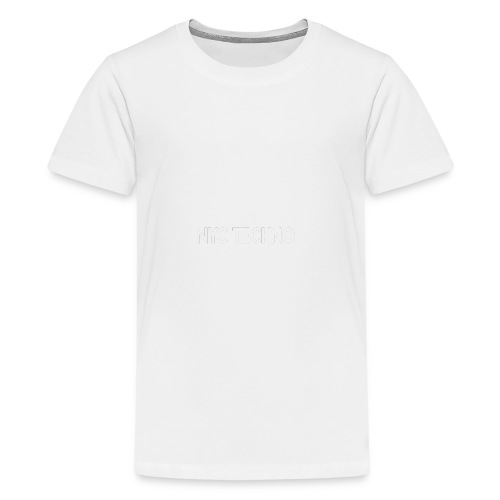 NYC Techno Skyline - Kids' Premium T-Shirt