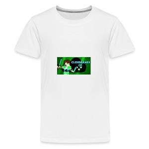 CloudGamer's Shirt (Baby) - Kids' Premium T-Shirt