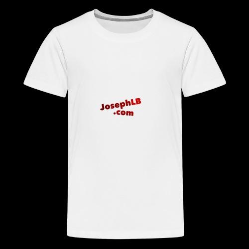 josephlb.com Gear - Kids' Premium T-Shirt