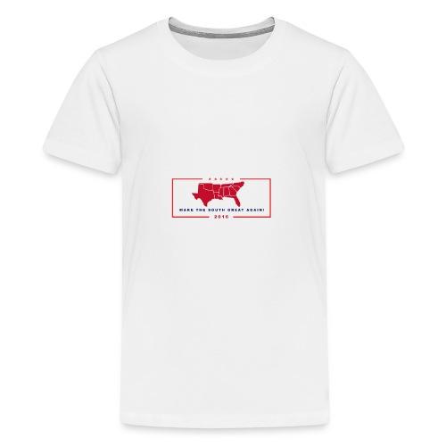 Make the South Great Again! - Kids' Premium T-Shirt