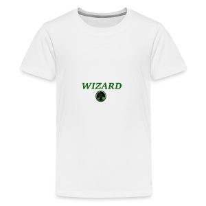 Forest Wizard - Kids' Premium T-Shirt