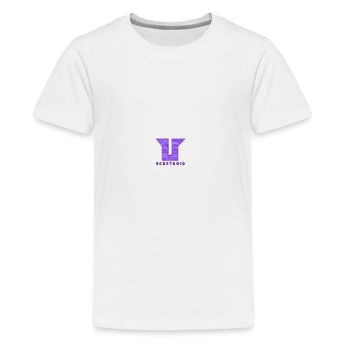 Old ScepTroid Logo Sweatshirt! - Kids' Premium T-Shirt