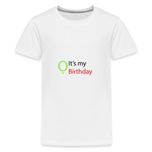 It's my Birthday - Kids' Premium T-Shirt