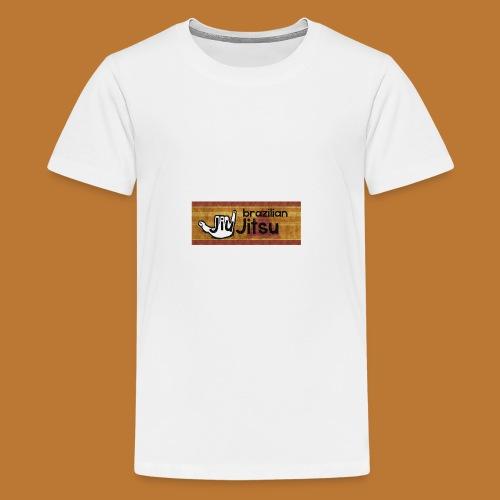 Hang Loose Jiu Jitsu - Kids' Premium T-Shirt
