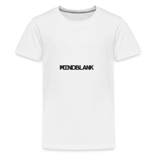 Mind Blank Sports - Kids' Premium T-Shirt