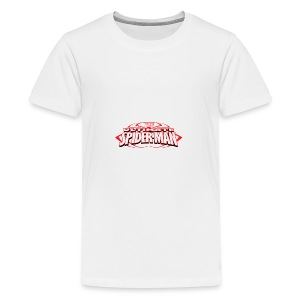 T-shirt with spiderman style - Kids' Premium T-Shirt