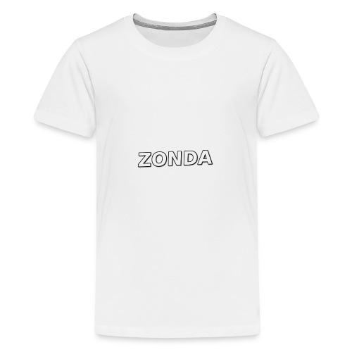 The Basic Zonda look - Kids' Premium T-Shirt