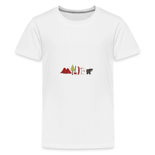 milder family reunion - Kids' Premium T-Shirt