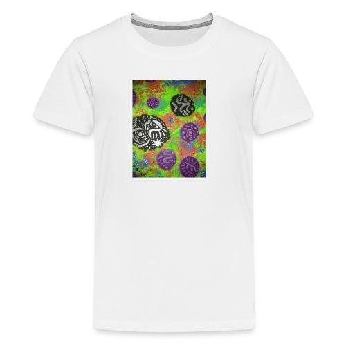 Spiritual journey - Kids' Premium T-Shirt