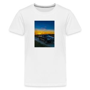 Ram 2500 Sunset - Kids' Premium T-Shirt