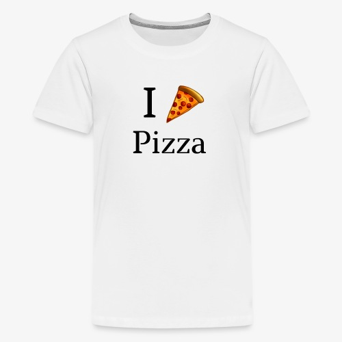 I Heart Pizza - Kids' Premium T-Shirt