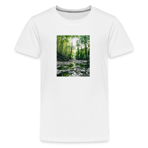 Forest Reflections - Kids' Premium T-Shirt