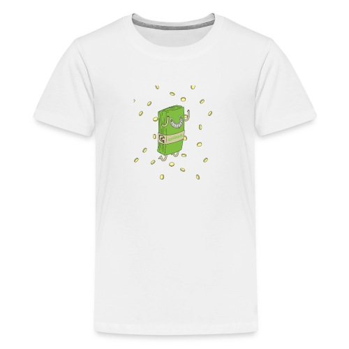 Happy Money - Kids' Premium T-Shirt