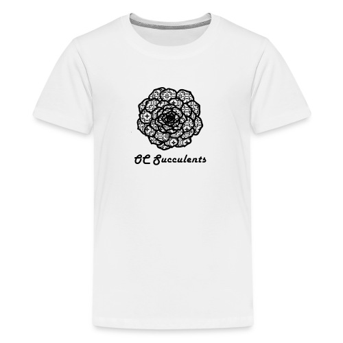 OC Succulents - Kids' Premium T-Shirt