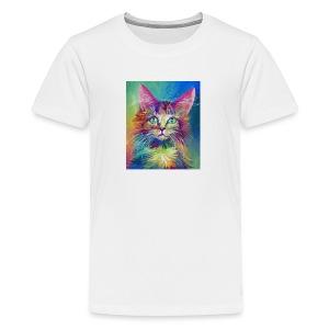 Tigero - Kids' Premium T-Shirt