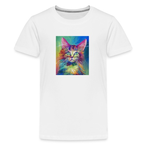 Tigero - Kids' Premium T-Shirt