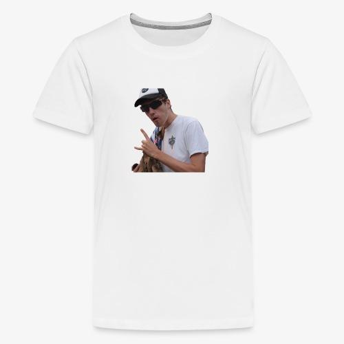 Big Bad Wolf - Kids' Premium T-Shirt
