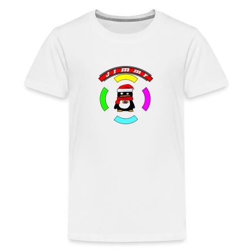 Fancy Boots Ring - Kids' Premium T-Shirt